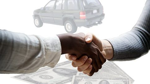 handel samochodami